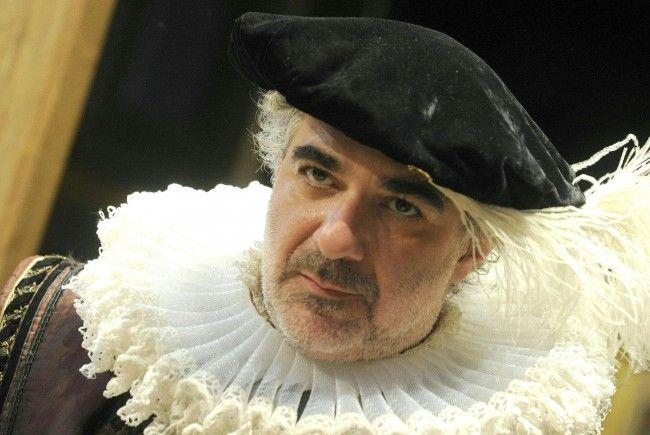Sehr erfolgreich mit Shakespeare-Stücken im Globe Wien: Michael Niavarani