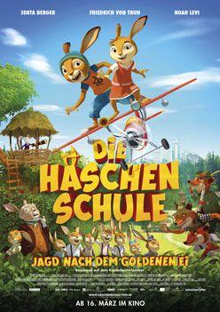 Die Häschenschule – Jagd nach dem goldenen Ei – Trailer und Kritik zum Film