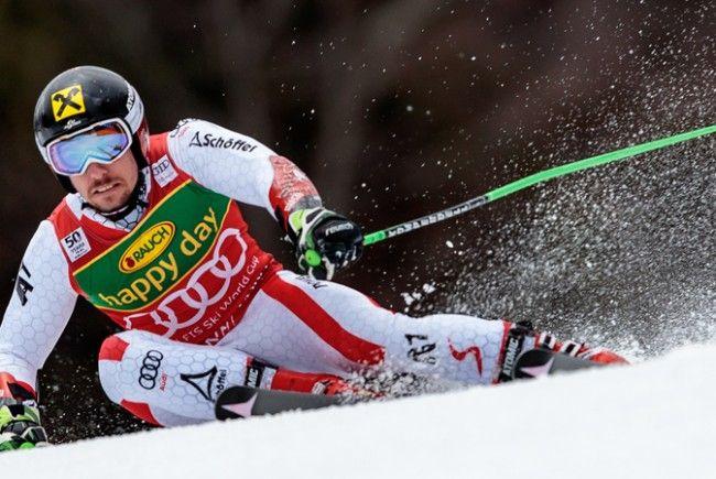 Marcel Hirscher ist zum sechsten Mal Gesamtweltcupsieger.