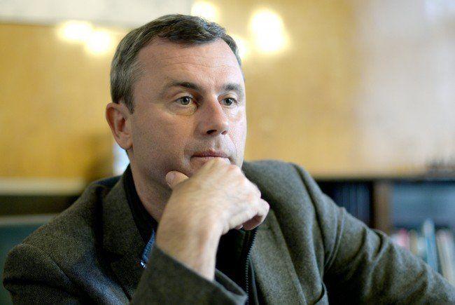 Norbert Hofer will in der Causa Tempelberg weitere Schritte setzen