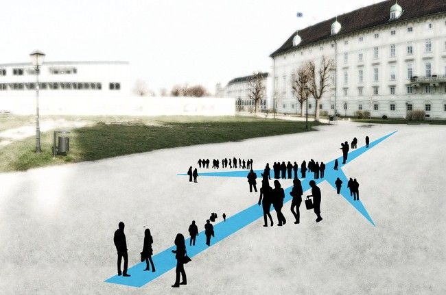 Am Heldenplatz ist heute ein Weltrekordversuch mit Windrädern geplant