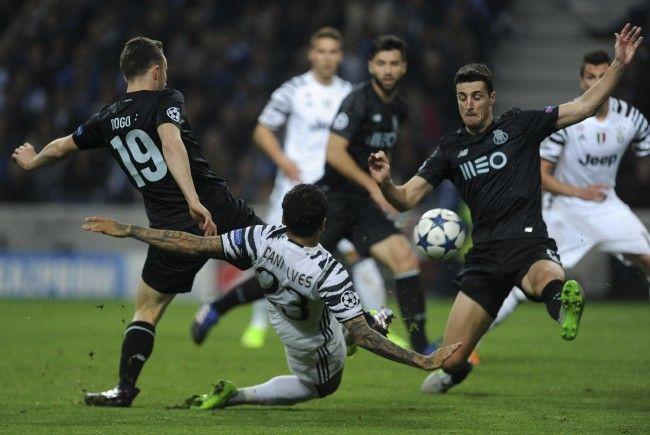 Juventus hat den FC Porto am Dienstagabend in der Champions League zu Besuch.