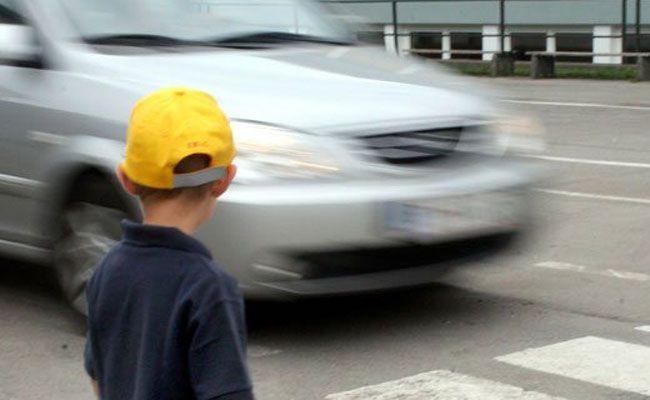 Der 10-Jährige wurde bei dem Unfall verletzt.