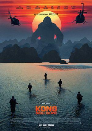 Kong: Skull Island – Trailer und Kritik zum Film