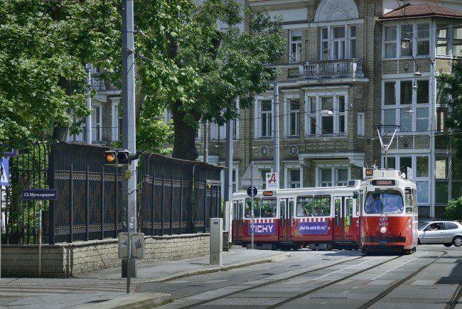 """Geldstrafe für 36-jährigen Wiener, der eine Wiener Straßenbahn """"entführte"""""""
