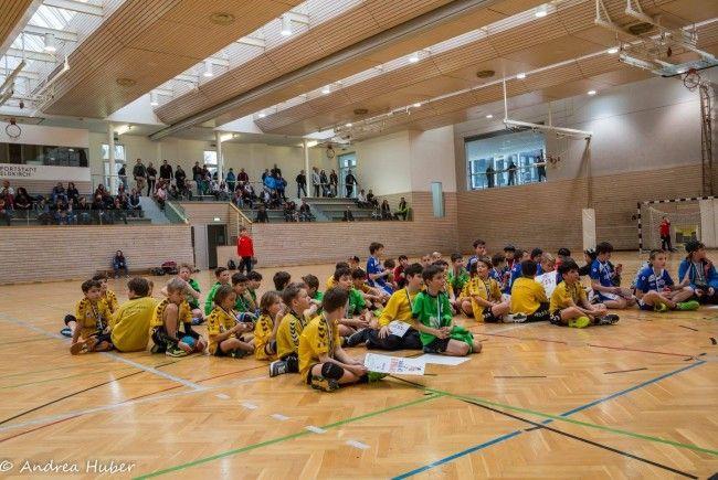 Handball Nachwuchs rückt in den Mittelpunkt