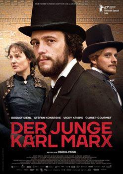 Der junge Karl Marx – Trailer und Kritik zum Film