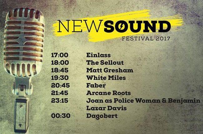 Das New Sound Festival feiert seine dritte Ausgabe.