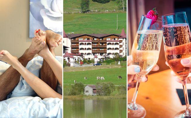 Viele Hotels in Österreich bieten Entspannung ohne Kinder.