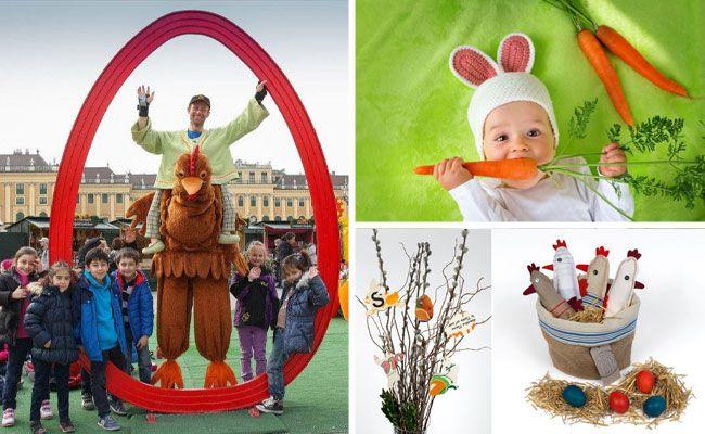 Die Wiener Ostermärkte haben für jeden Geschmack etwas zu bieten