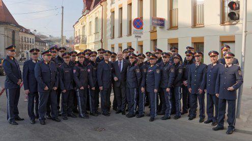 Neue Polizeiinspektion in Hietzing