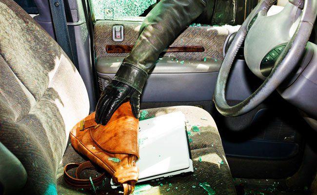 Drei Pkw-Einbrecher wurden am Dienstag in Wien festgenommen.