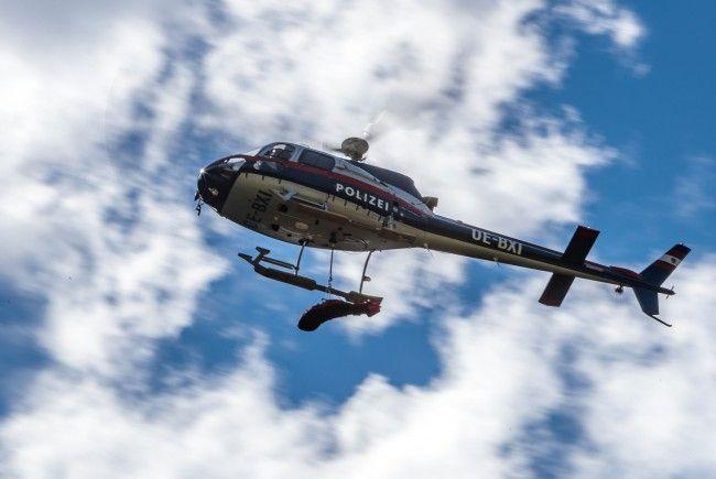 Ein 16-Jähriger blendete mit einem Laserpointer Hubschrauberpiloten