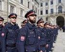 Ausbildung abgeschlossen: 184 neue Polizistinnen und Polizisten für Wien
