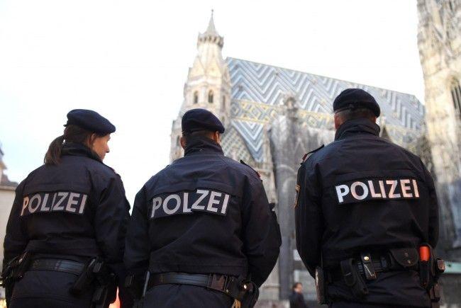 Wiener Polizisten sprachen Klartext über ihren Beruf