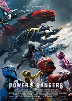 Power Rangers – Trailer und Kritik zum Film
