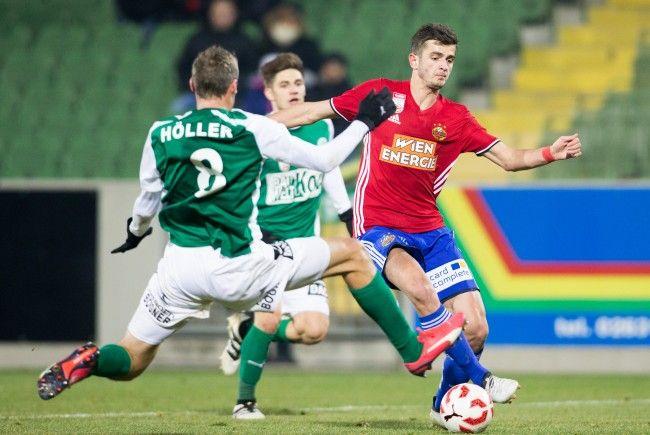 Rapid empfängt zum Auftakt der 26. Bundesligarunde den SV Mattersburg.
