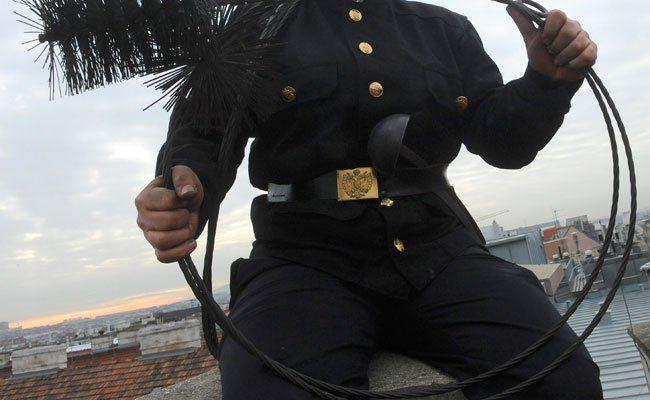 Wiens Rauchfangkehrer zum Thema Sicherheit.