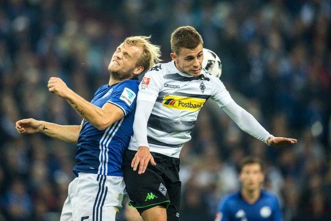 Schalke gegen Mönchengladbach - das deutsche Duell im EL-Achtelfinale.