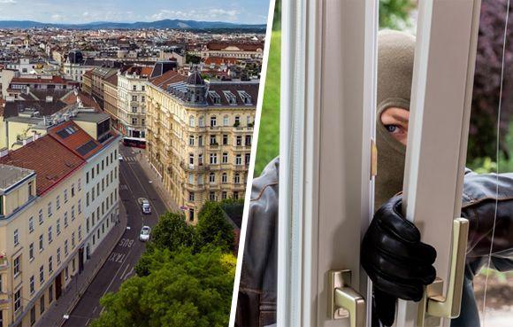 In welchen Bezirken fühlen sich die Wiener am sichersten?