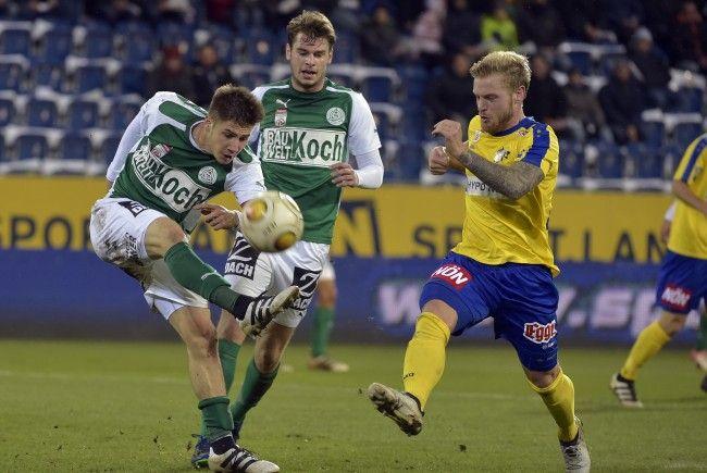 LIVE-Ticker zum Spiel SV Mattersburg gegen SKN St. Pölten ab 18.30 Uhr.