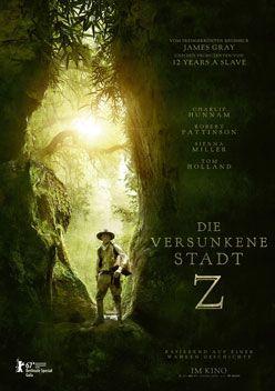 Die versunkene Stadt Z – Trailer und Kritik zum Film