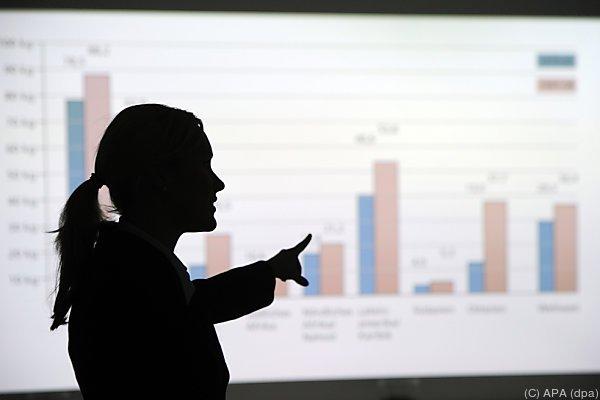 Frauen verdienen auch in Top-Positionen deutlich weniger