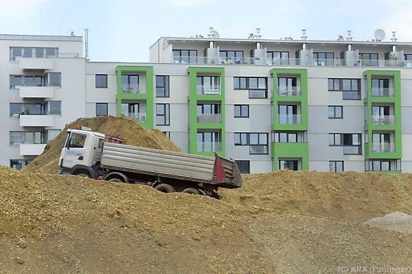 Vorschriften über Vorschriften beim Wohnbau