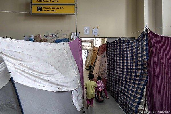 Anzahl der ankommenden Flüchtlinge überschaubar