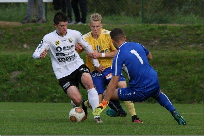 Matthias Frick beginnt Ende August in den USA ein Studium in Verbindung mit Fußball