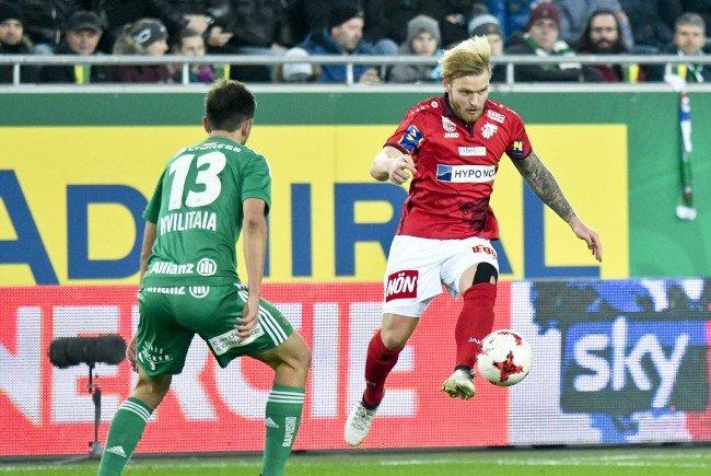 LIVE: SKN St. Pölten gegen Rapid Wien im Ticker