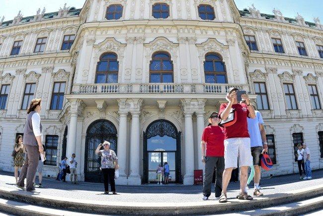Die Tourismusbranche in Österreich sieht sich rückläufigen Nächtigungszahlen gegenüber.