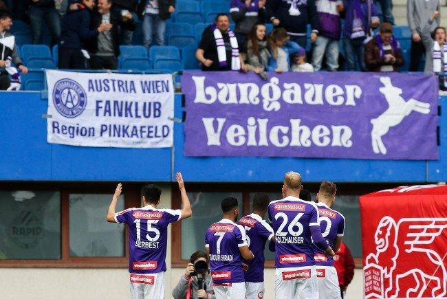 Nicht ohne Zwischenfälle verlief das Bundesliga-Spiel