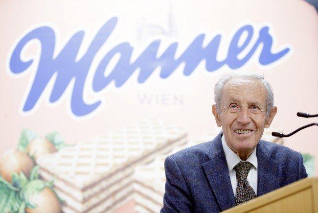 Der Enkel des Firmengründers, Dr. Carl Manner, verstarb mit 87 Jahren.