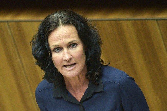 Grünen-Chefin wurde in Notaufnahme des Wiener AKH behandelt.
