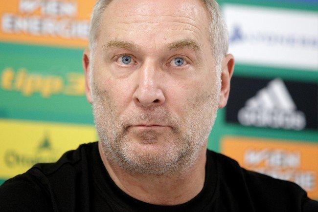 Andreas Müller sprach beim Sky-Interview über die Ultras, die Trainersuche und seine Beurlaubung von Rapid Wien.