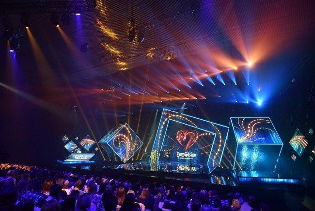 Der Eurovision Songcontest wird 2017 in Kiew ausgetragen.