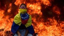 Blutige Proteste reißen nicht ab - Noch zwei Tote