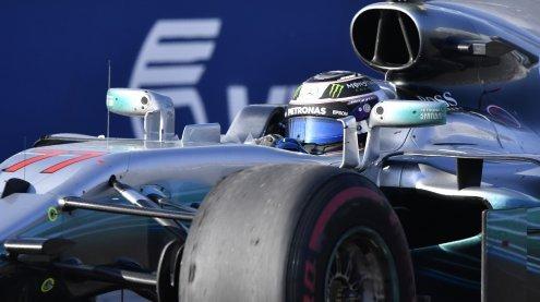 Premierensieg für Mercedes-Pilot Valtteri Bottas in GP von Russland