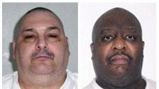 Hinrichtungsserie: Zwei Häftlinge an einem Tag