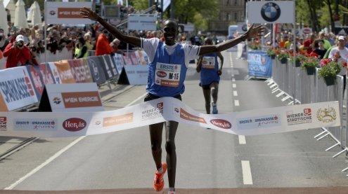 Albert Korir gewinnt den VCM