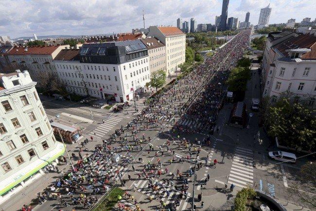 Die Vienna City Marathon 2017 ist Geschichte.