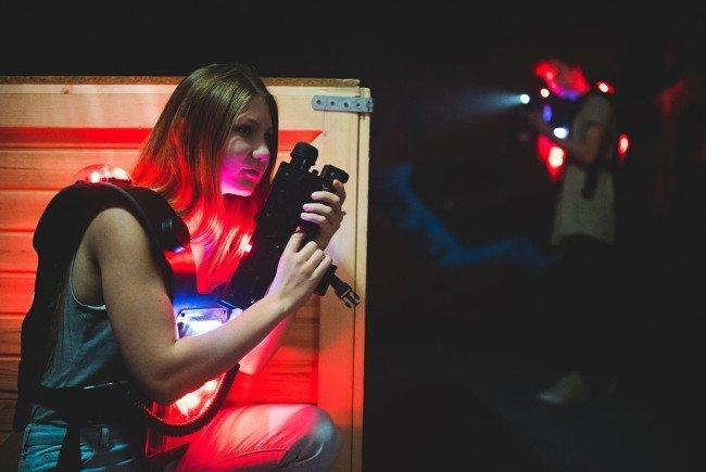 3x50 Euro-Gutscheine für Lasertag im MAXX Entertainment gewinnen.