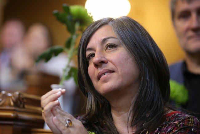 """Die Grüne Vizebürgermeisterin Wien zu Gast in der """"ZIB 2"""""""