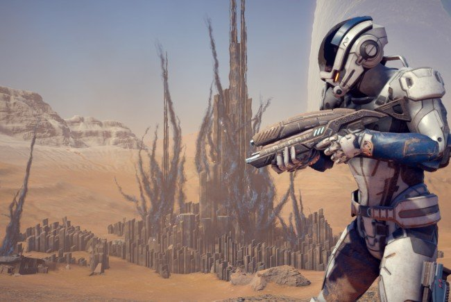 """Mass Effect Andromeda"" im Test"