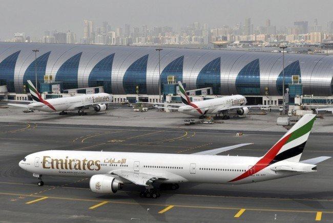 Emirates wurde als beste Airline ausgezeichnet.