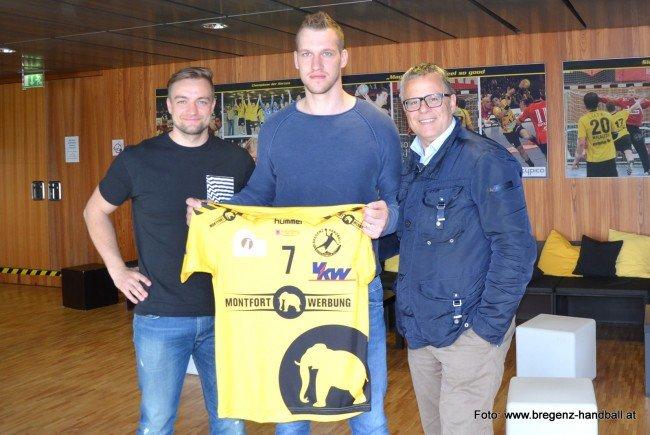 Toptransfer für Bregenz Handball