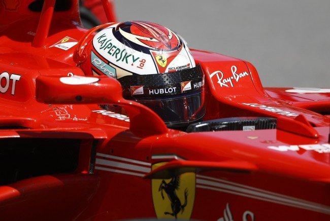 Vettel mit Start-Ziel-Sieg?