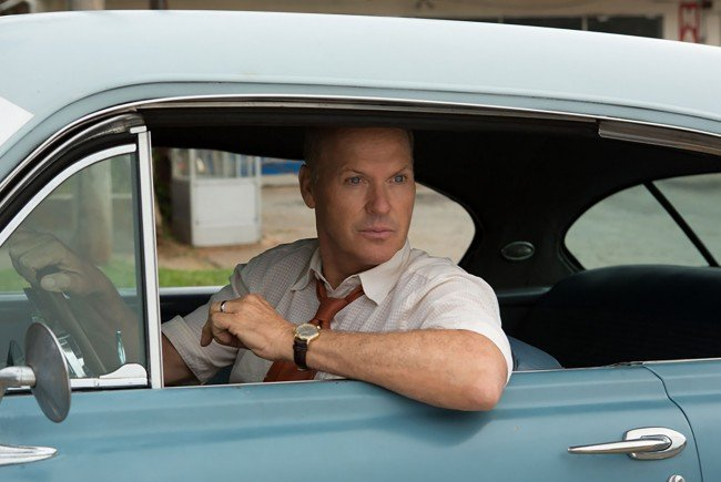 """""""The Founder""""-Star Michael Keaton im Interview"""