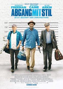 Abgang mit Stil – Trailer und Kritik zum Film